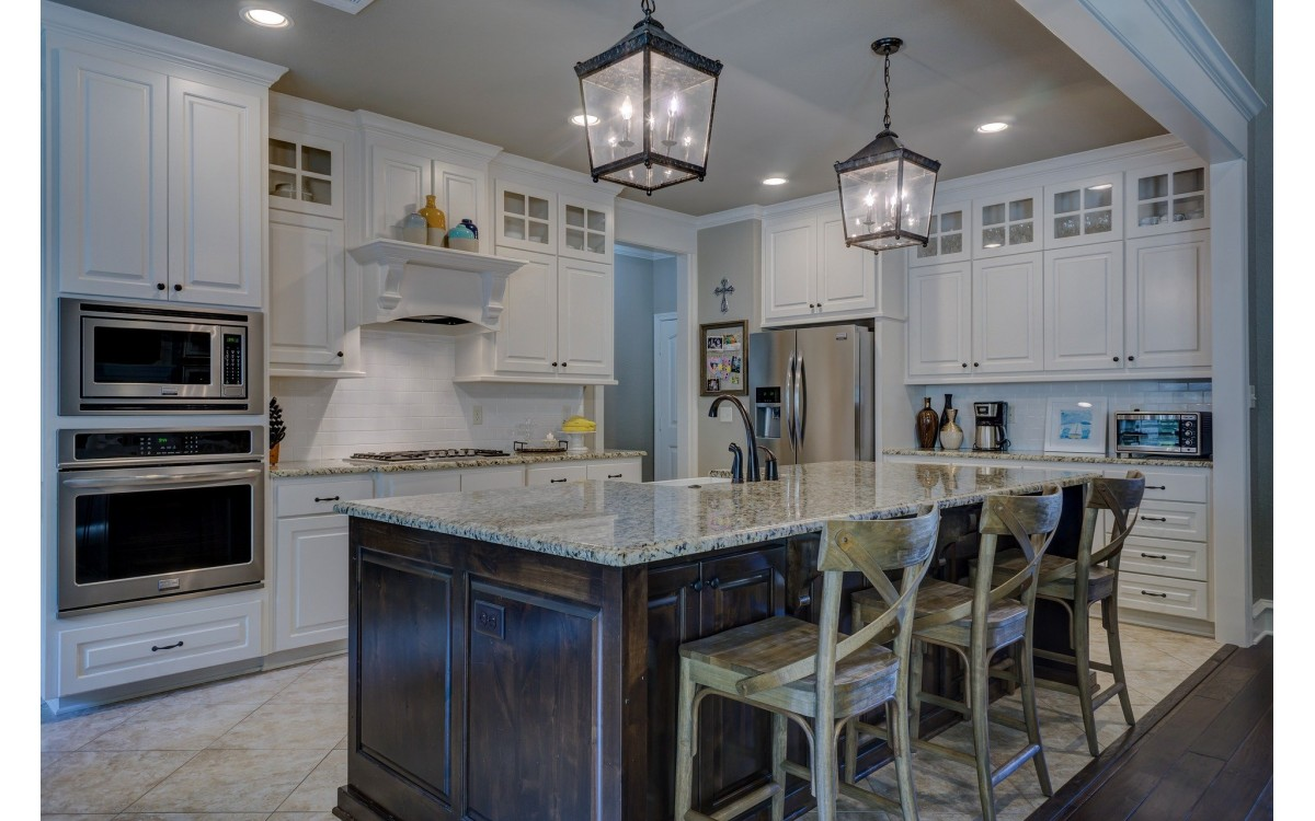 Let's Renovate Your Kitchen