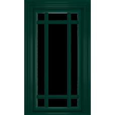 CUSTOM WOOD CASEMENT WINDOW