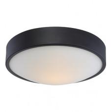 Perk LED 13 inch Aged Bronze Flush Mount Ceiling Light