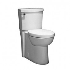Studio® Concealed Trapway Right Height® FloWise® Elongated toilet with Seat