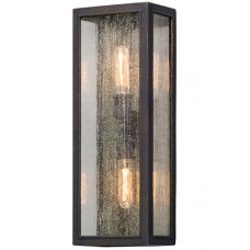 Dixon 2 Light 22 inch Vintage Bronze Outdoor Wall Lantern