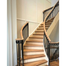 Curved Stairs