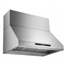 MaxAir 1100 CFM - 30 Inch Rangehood Under the cabinet with Option of Duct Cover - MXR-R19