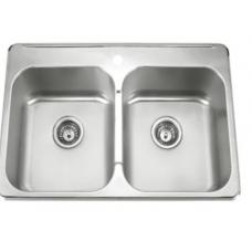 Teco Double Kitchen Sink