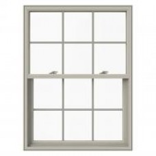 DF VINYL DOUBLE-HUNG WINDOW