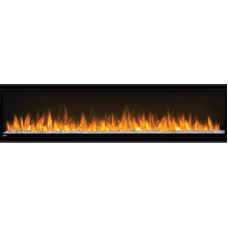 Alluravision™ 60 Slimline Electric Fireplace