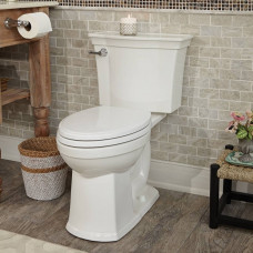 Estate VorMax Right Height Elongated Toilet
