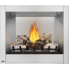 Riverside™ 36 Clean Face Outdoor Fireplace