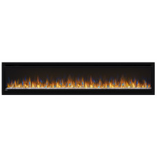 Alluravision™ 74 Deep Depth Electric Fireplace