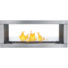Galaxy™ See Through Outdoor Fireplace