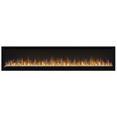 Alluravision™ 74 Slimline Electric Fireplace